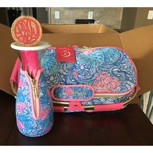 Lilly Pulitzer GWP New 3pc